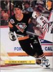 Lost Cards: 1992-93 Pro Set Gordie Roberts