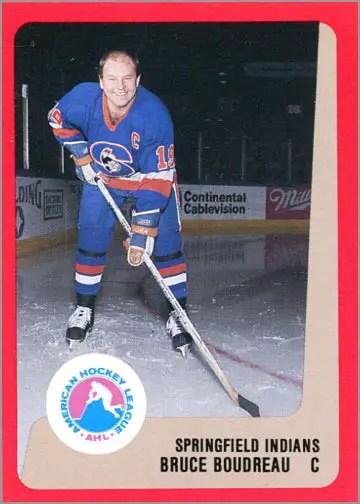 1988-89 ProCards AHL/IHL - Bruce Boudreau