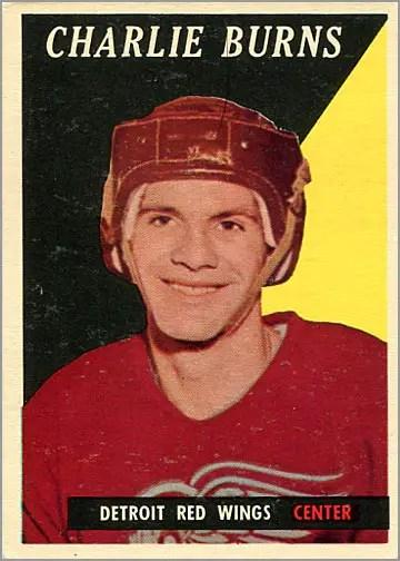 1958-59 Topps #43 - Charlie Burns