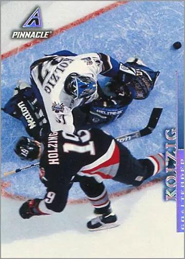 1997-98 Pinnacle #89 - Olaf Kolzig