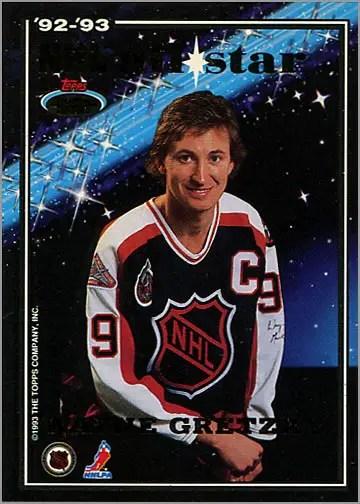 1993-94 Stadium Club All-Stars - Wayne Gretzky