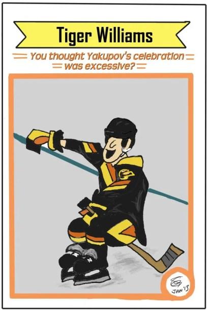 Let him celebrate