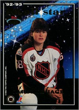 1993-94 Stadium Club All-Stars - Jaromir Jagr