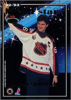 1993-94 Stadium Club All-Stars - Mario Lemieux