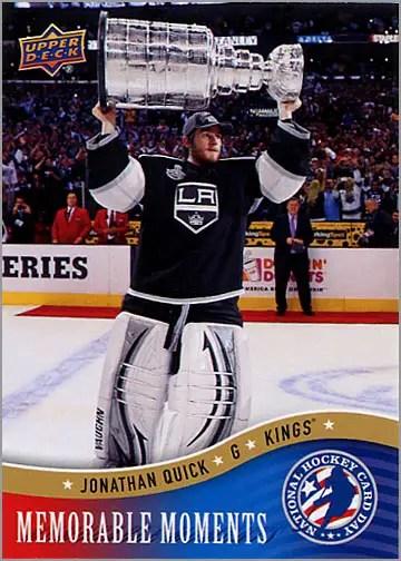 My National Hockey Card Day USA Recap