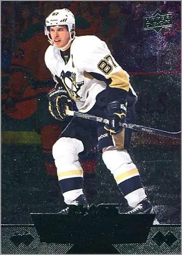 2012-13 Black Diamond #1- Sidney Crosby