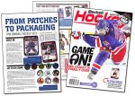 My Oddball Sets Article in Beckett Hockey #247