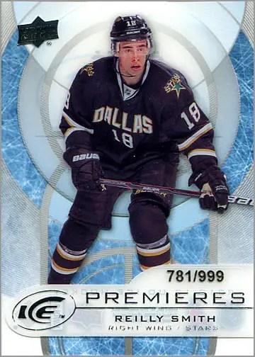 2012-13 Upper Deck Ice #26 - Reilly Smith