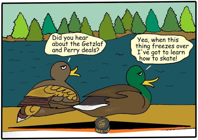 Duck deal