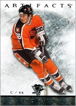 2012-13 Artifacts card #56 - Mario Lemieux
