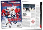 My Outdoor Hockey League article in March 18 issue of The Hockey News