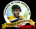 Where in the World is Patrice Bergeron?