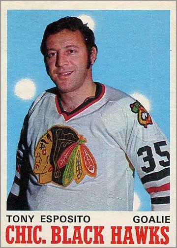 1970-71 O-Pee-Chee #153 - Tony Esposito