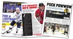 Two Great Reasons to Buy the October 2013 Issue of Beckett Hockey Magazine
