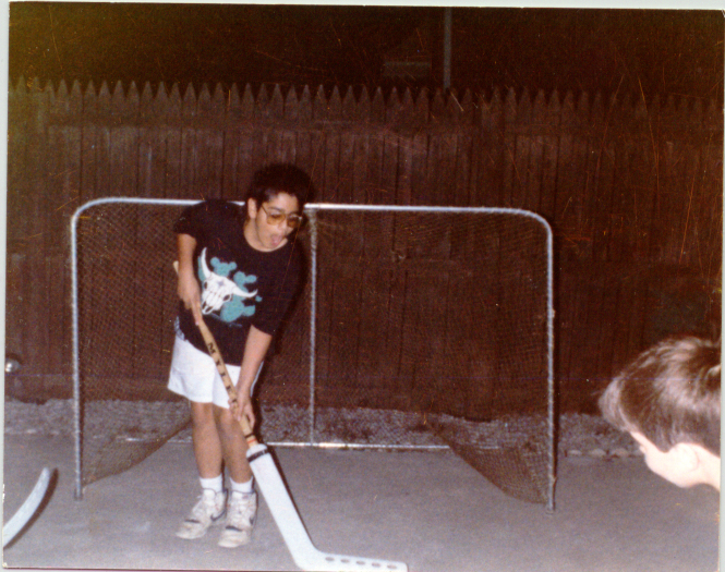 I've been a hockey fan for 25 years today