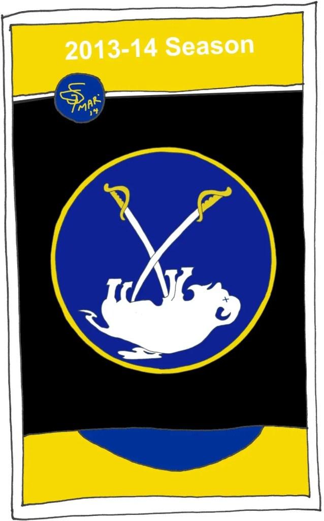 Card 'Toons: Buffaloed