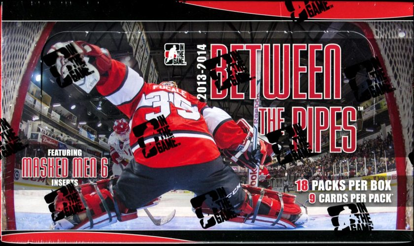 Box Break: 2013-14 Between The Pipes