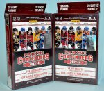 Two-Box Blaster Break: 2013-14 Panini Contenders Hockey
