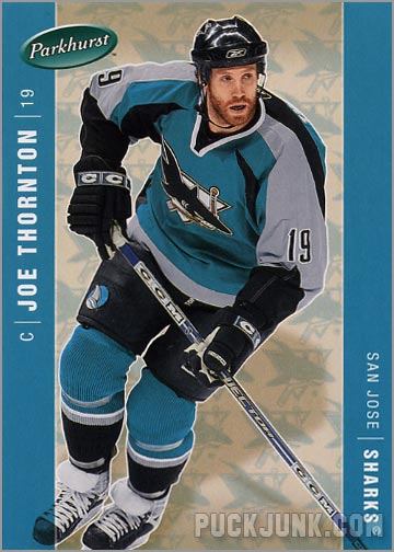Review: 2005-06 Parkhurst Hockey
