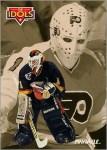 "Custom Card: 1992-93 Pinnacle ""The Idols"" Seth Martin & Vladislav Tretiak"