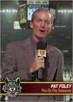 Four Awesome Pat Foley Collectible Items