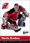Career in Cards: Martin Brodeur