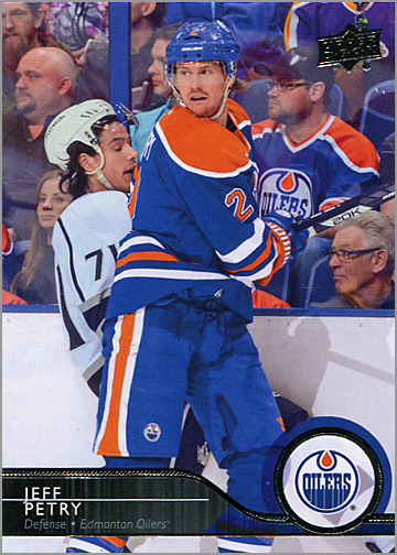 2014-15 Upper Deck #77 - Jeff Petry