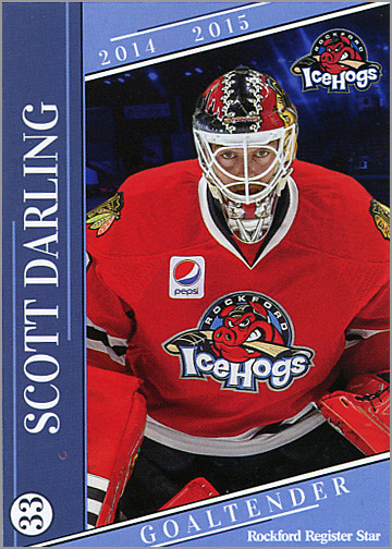 Review: 2014-15 Rockford IceHogs