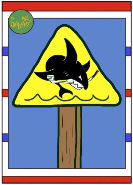 shark_golfing