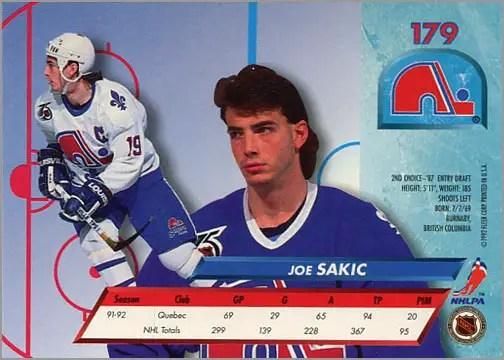 1992-93_FU_Sakic_back