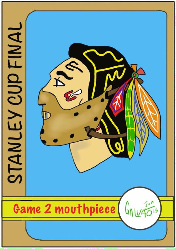 Card 'Toons: Hawk Bite