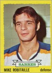 Mike Robitaille Recalls His Hockey Card