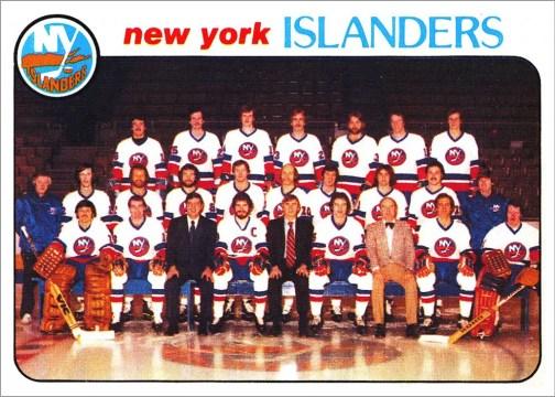 1978-79 O-Pee-Chee #201 - New York Islanders