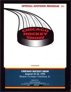 1990_Chicago_Hockey_Show_Program_cover