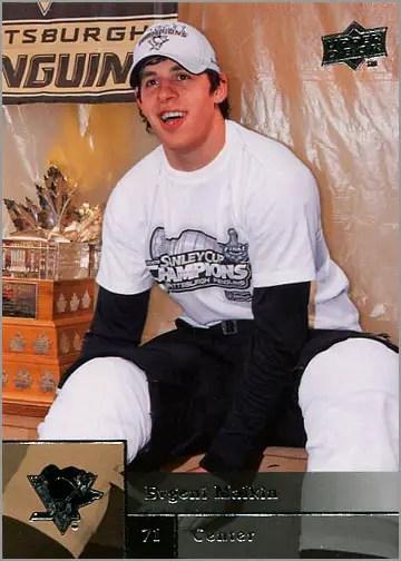 2009-10 Upper Deck #48 - Evgeni Malkin