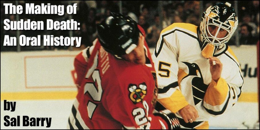 """Sudden Death"" history article for The Hockey News"