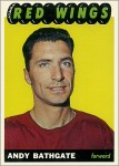 Career in Cards: Andy Bathgate