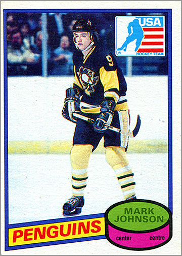 1980-81 O-Pee-Chee #69 - Mark Johnson