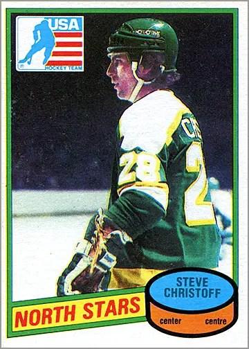 1980-81 O-Pee-Chee #103 - Steve Christoff