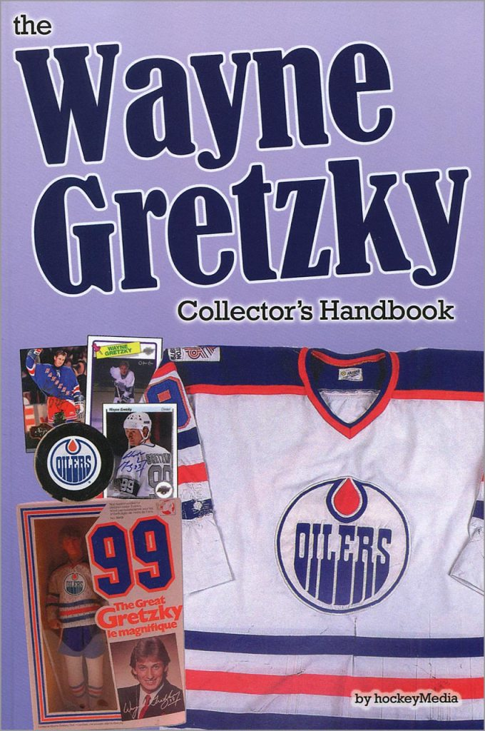 Book Review: The Wayne Gretzky Collector's Handbook