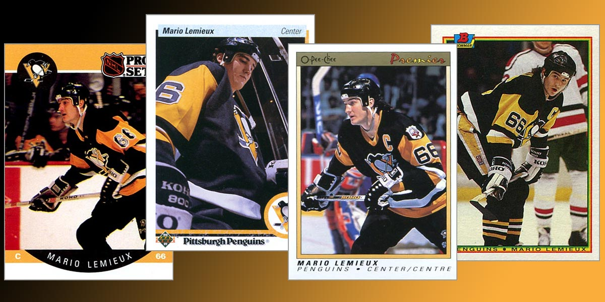 Every 1990 91 Hockey Card Set Ranked