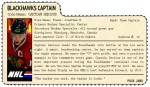 G.I. Joe-inspired file cards of NHL players