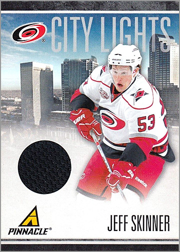2010-11 Pinnacle City Lights #85 - Jeff Skinner