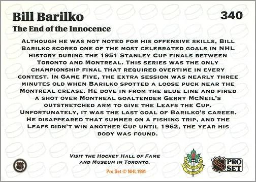 Pro_Set_Bill_Barilko_back