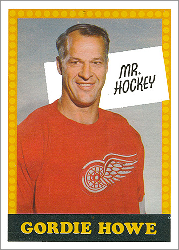 1969-70 O-Pee-Chee #193 - Mr. Hockey