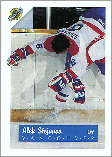 1991-92_Ultimate_6_Alek_Stojanov