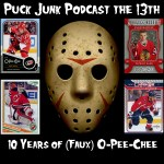 Puck Junk Podcast #13 - July 25, 2016