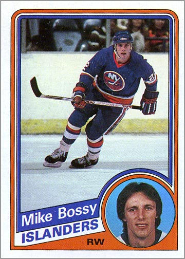 91_Mike_Bossy