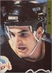 "Pittsburgh Penguins ""Man In Black"" Promo Cards"