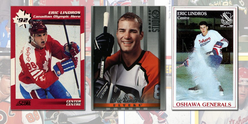Career in Cards: Eric Lindros